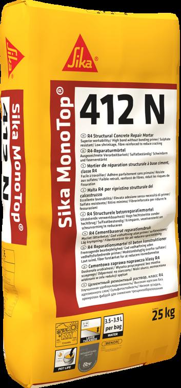 Sika MonoTop®-412 N