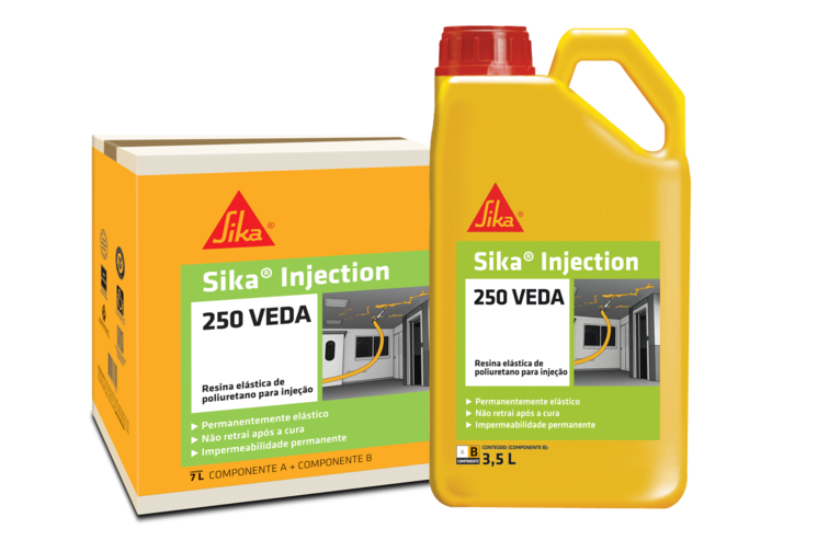 Sika® Injection-250 VEDA