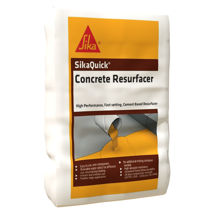 SikaQuick® Concrete Resurfacer