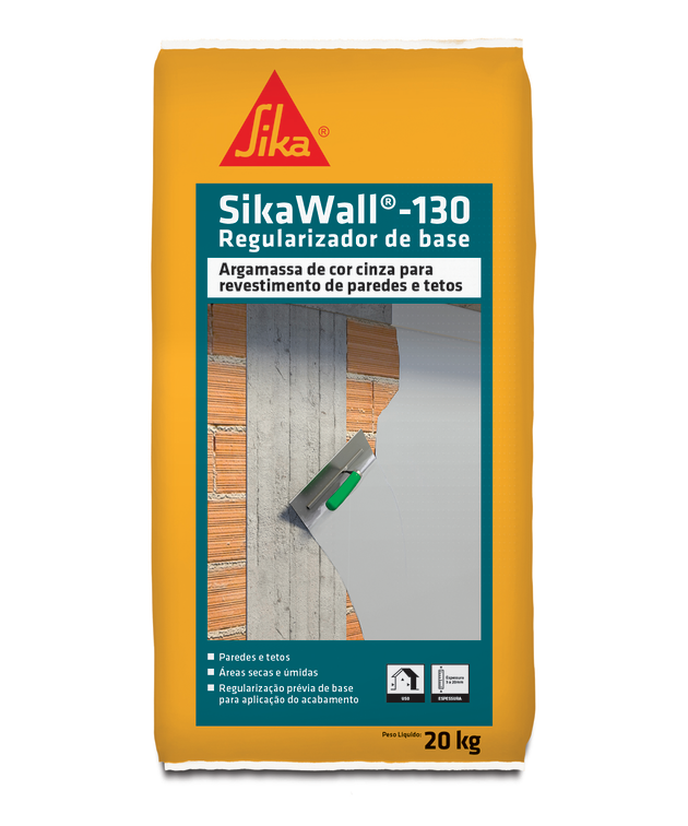 SikaWall®-130 Regularizador de Base