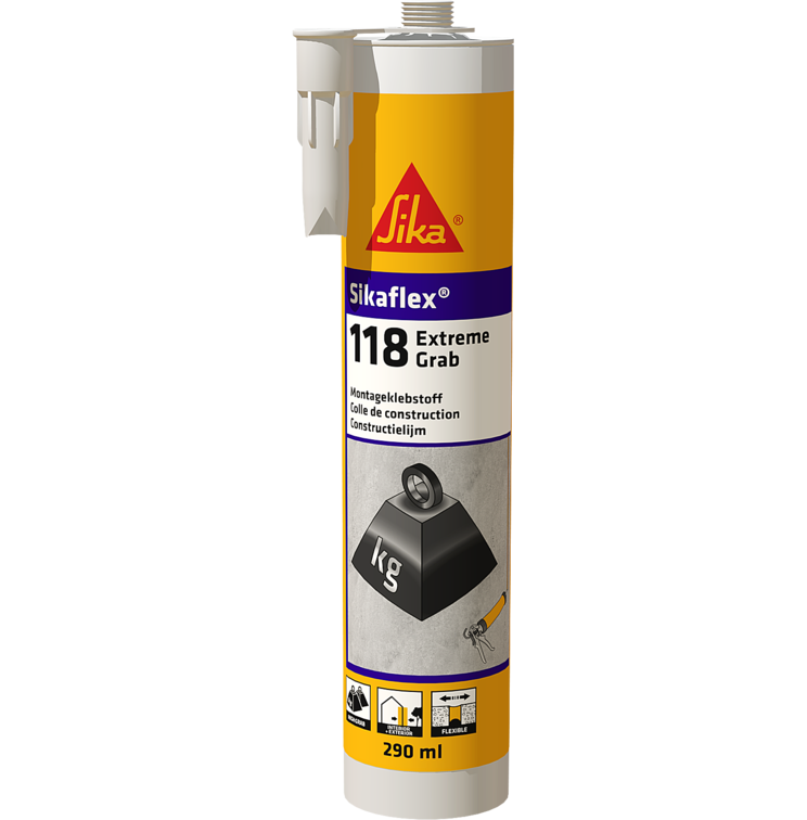 Sikaflex®-118 Extreme Grab