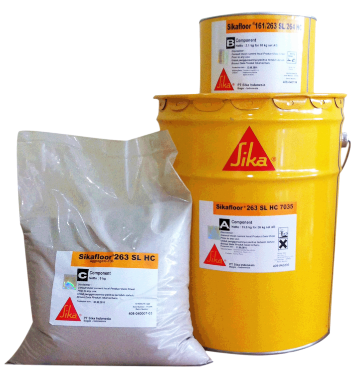 Sikafloor®-263 SL HC
