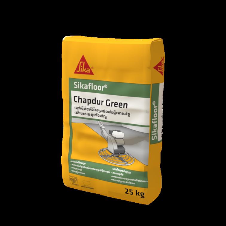 Sikafloor-6 Chapdur Green (KH)