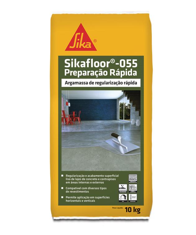 Sikafloor®-055 Preparação Rápida