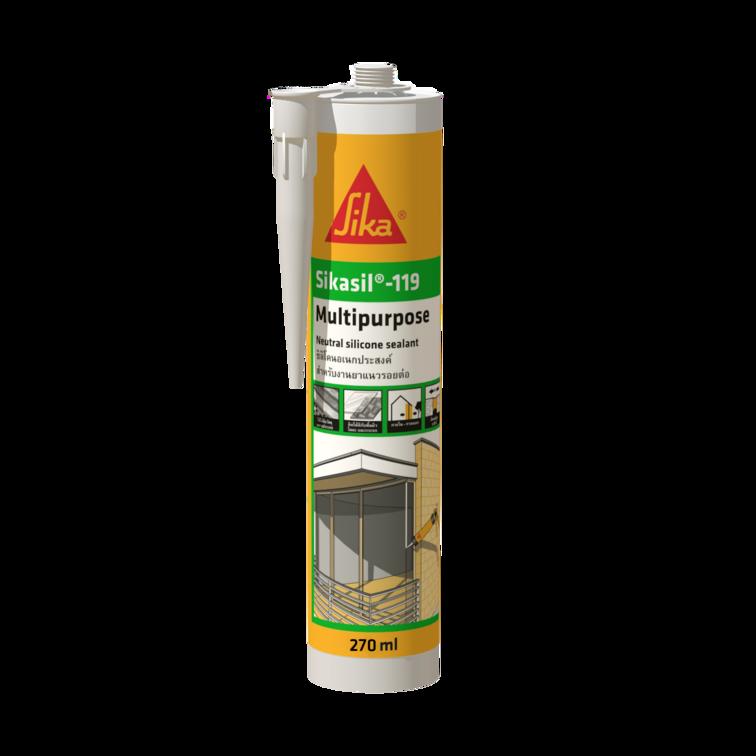 Sikasil®-119 MP Transparent