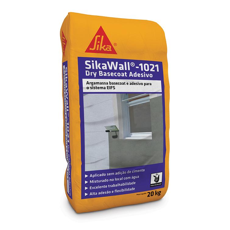 Sikawall® -1021 DRY Basecoat Adesivo