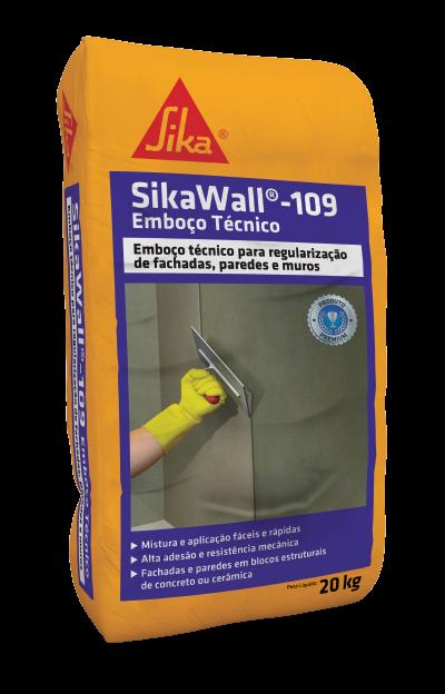 Sikawall® -109 Emboço Técnico