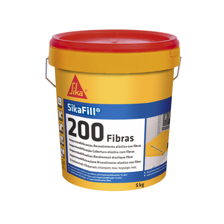 SikaFill®-200 Fiber