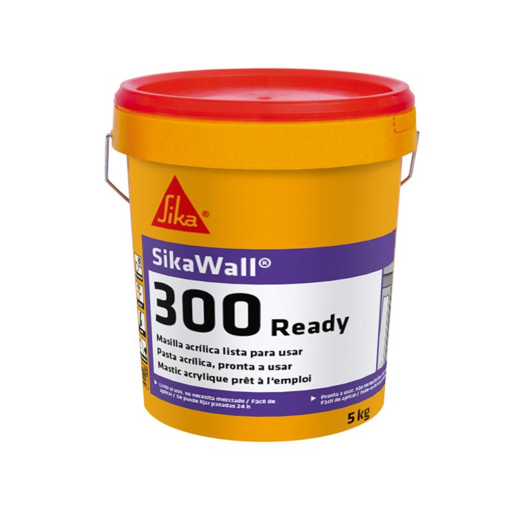 SikaWall®-300 Ready Plus