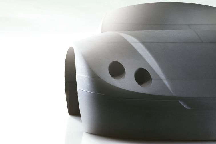 Car prototype