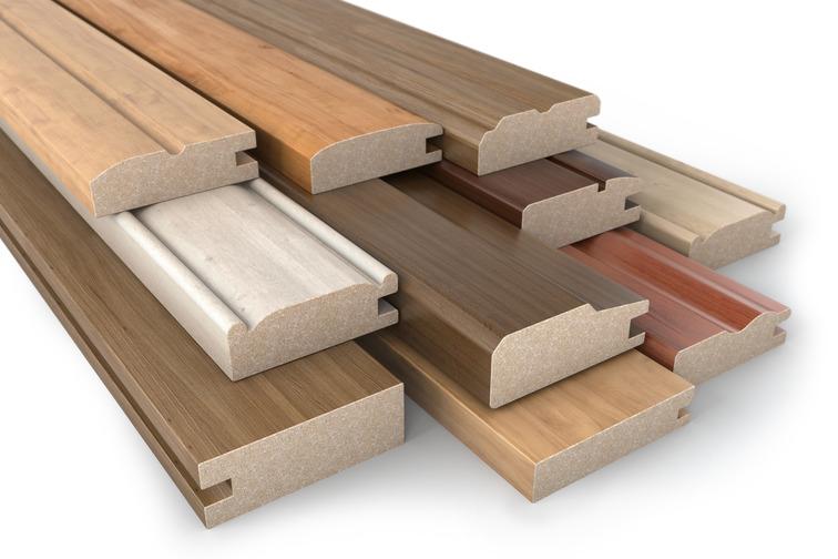 different profiles for floor lamination
