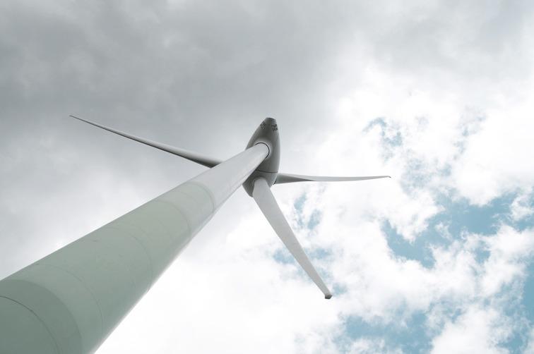 Wind turbine steel tower