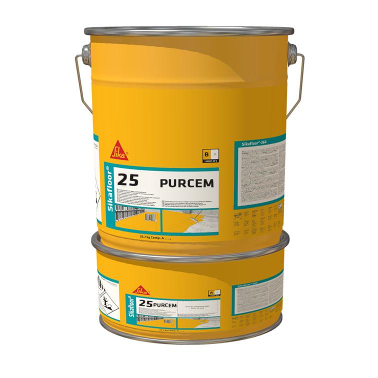 Sikafloor®-25 PurCem® ECF