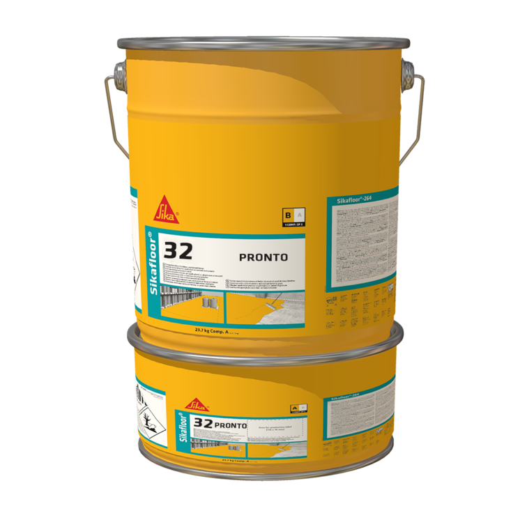 Sikafloor®-32 Pronto
