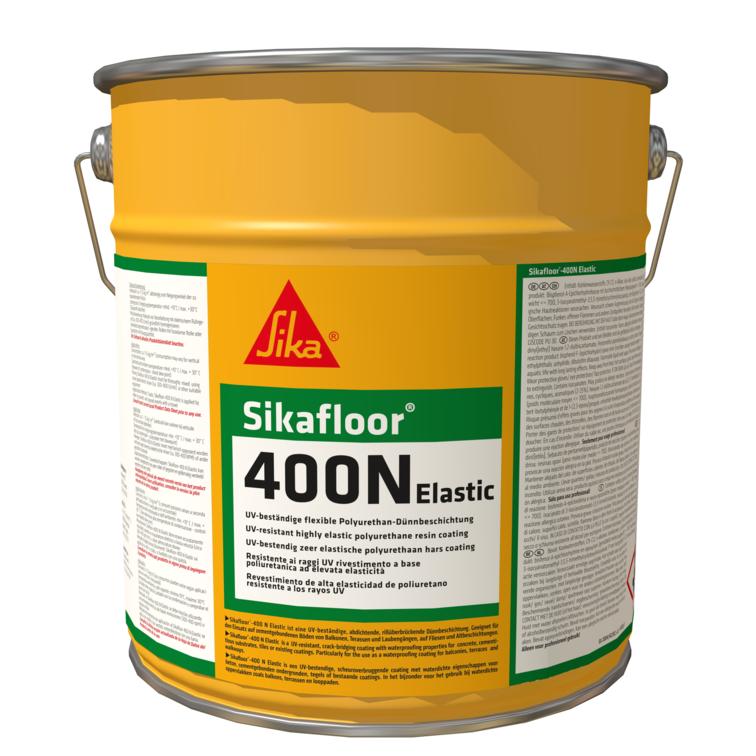 Sikafloor®-400 N Elastic