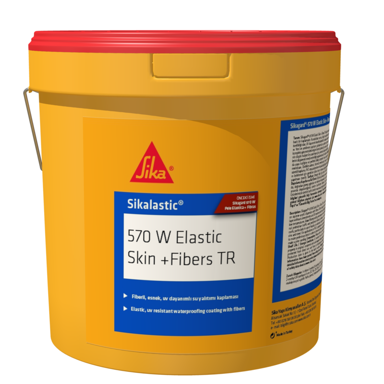 Sikagard®-570 W Elastic Skin + Fibers TR