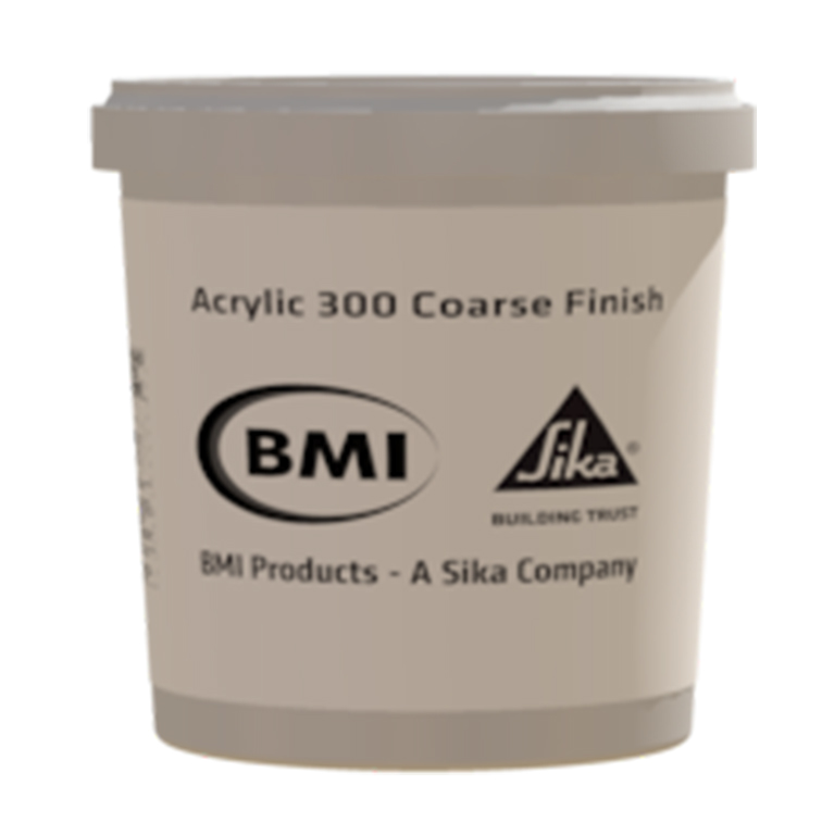 BMI Acrylic 300 Coarse Finish