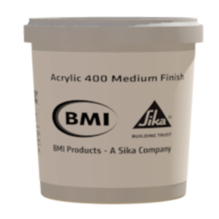 BMI Acrylic 400 Medium Finish