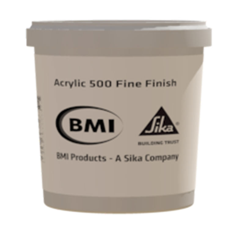 BMI Acrylic 500 Fine Finish