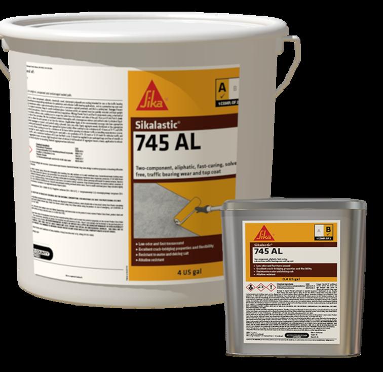 Sikalastic®-745 AL