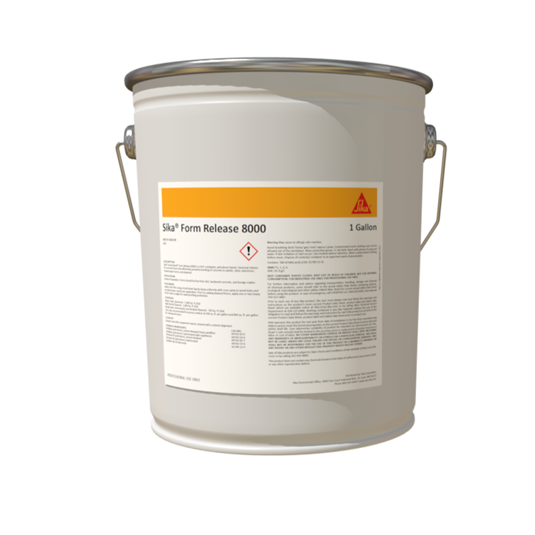 Sika® Form Release 8000