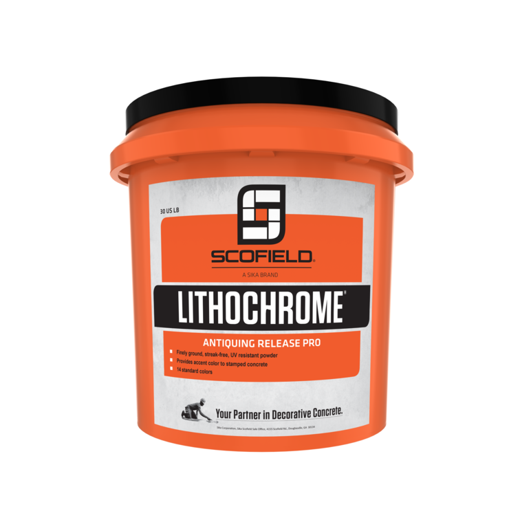 LITHOCHROME® Antiquing Release Pro