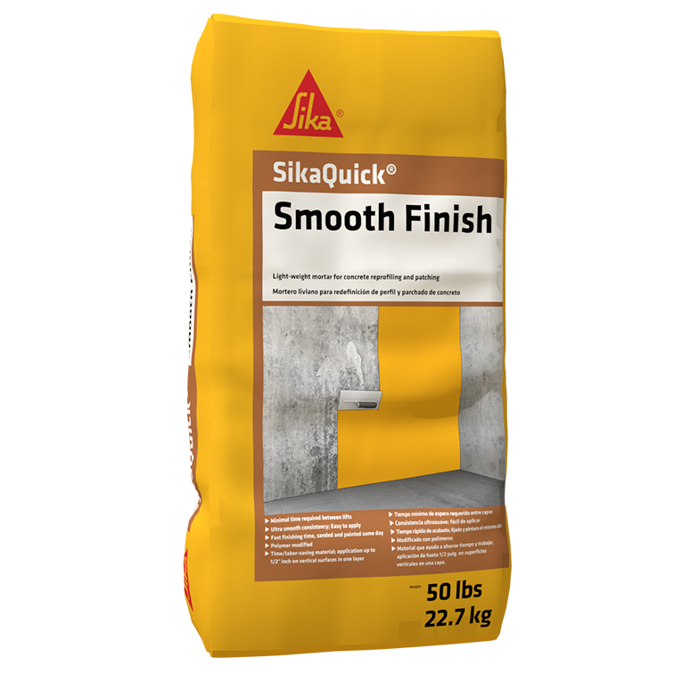 SikaQuick® Smooth Finish