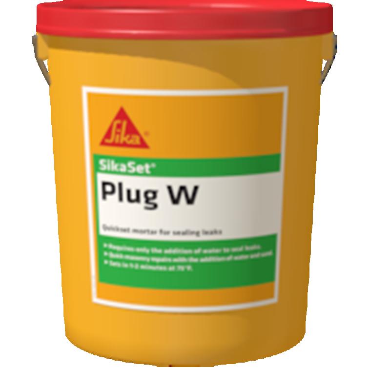 SikaSet® Plug W