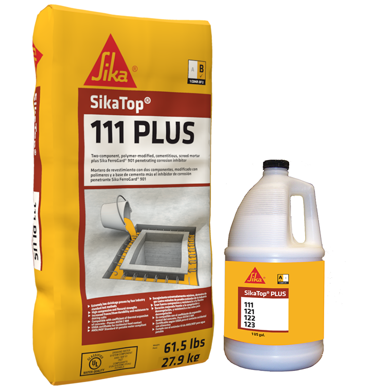 SikaTop®-111 Plus