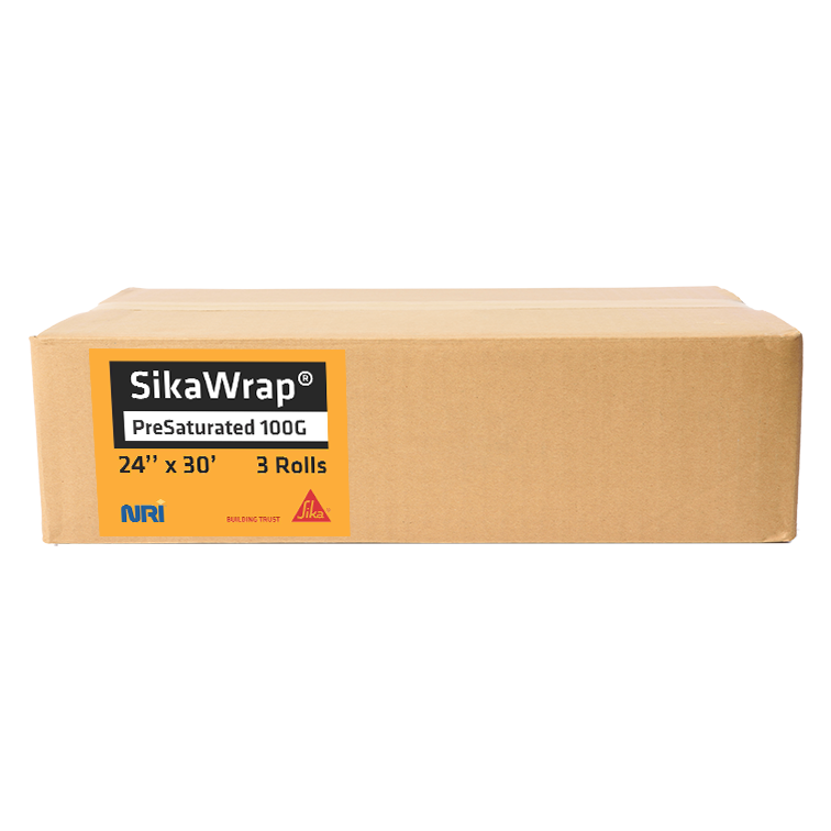 SikaWrap®-100 G Pre-saturated