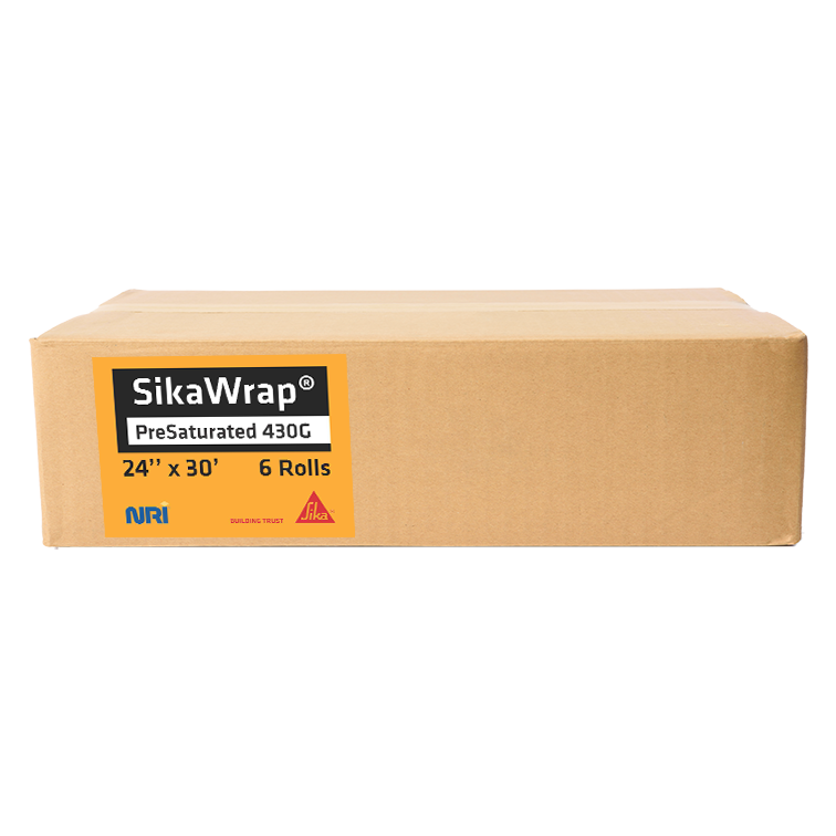 SikaWrap®-430 G Pre-saturated