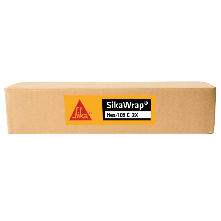 SikaWrap® Hex-103 C 2X
