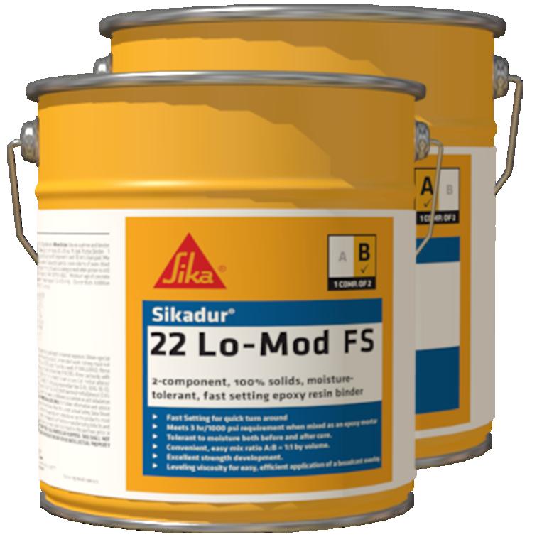 Sikadur®-22 Lo-Mod FS