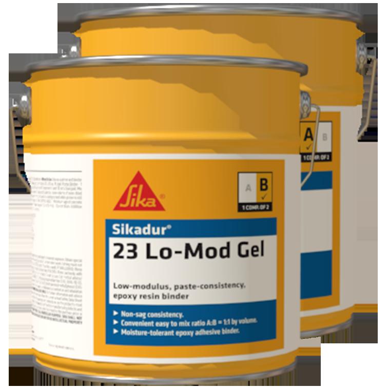 Sikadur®-23 Lo-Mod Gel