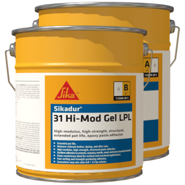 Sikadur®-31 Hi-Mod Gel LPL