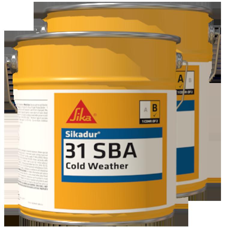 Sikadur®-31 SBA Cold Weather