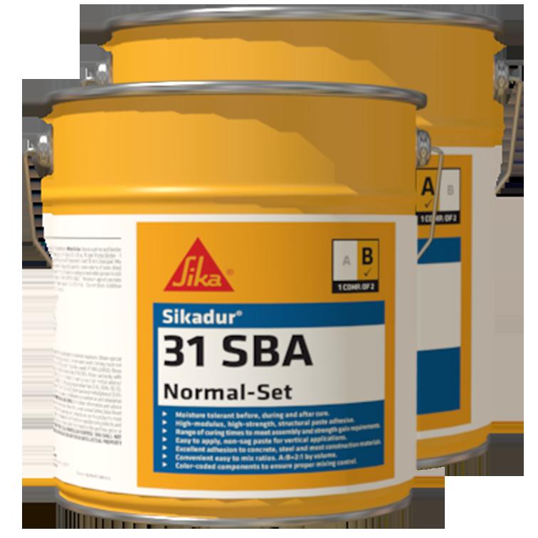 Sikadur®-31 SBA Normal Set