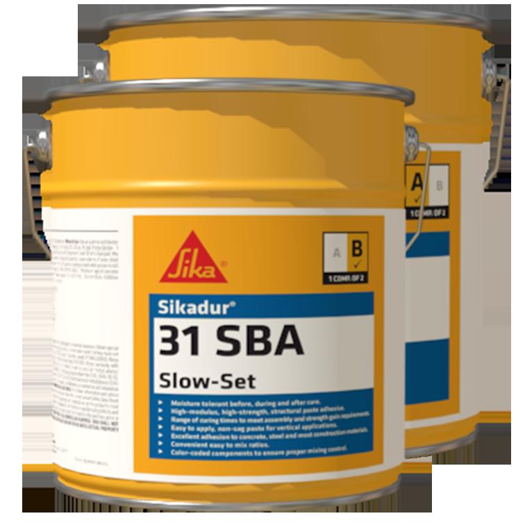 Sikadur®-31 SBA Slow Set