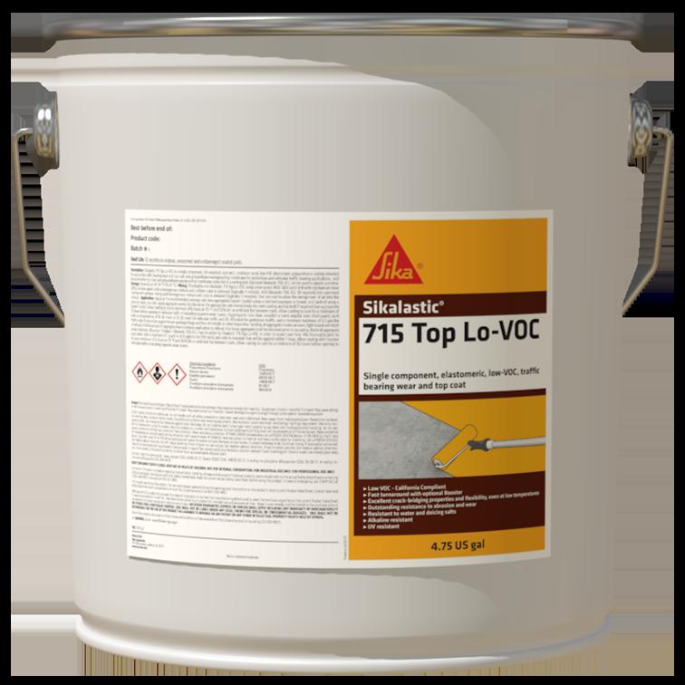 Sikalastic®-715 Top Lo-VOC