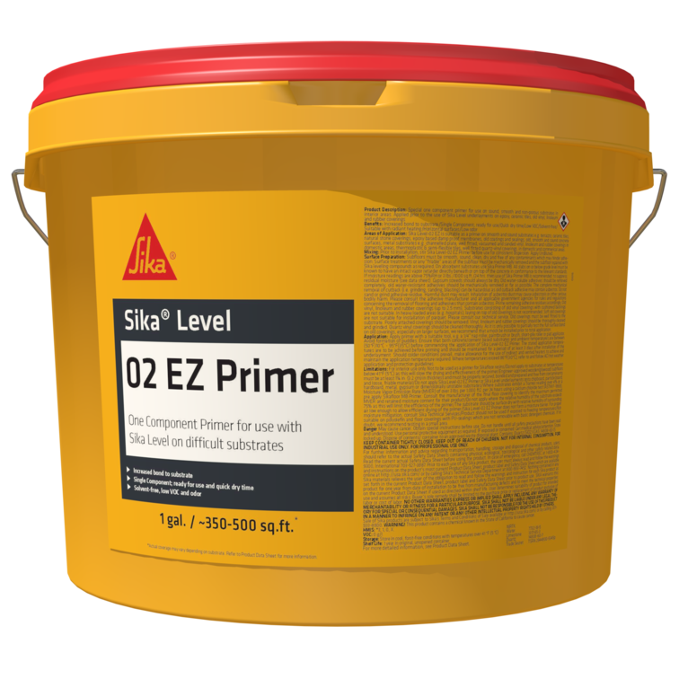 Sika® Level-02 EZ Primer