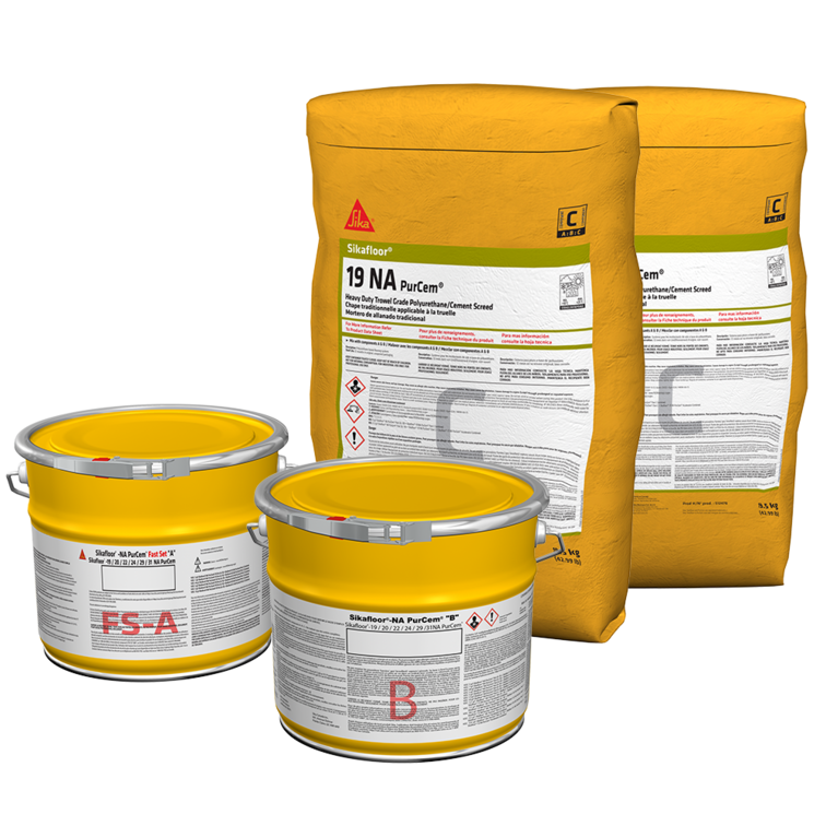 Sikafloor®-19 NA PurCem® FS