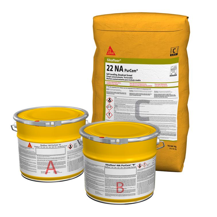 Sikafloor®-22 NA PurCem®