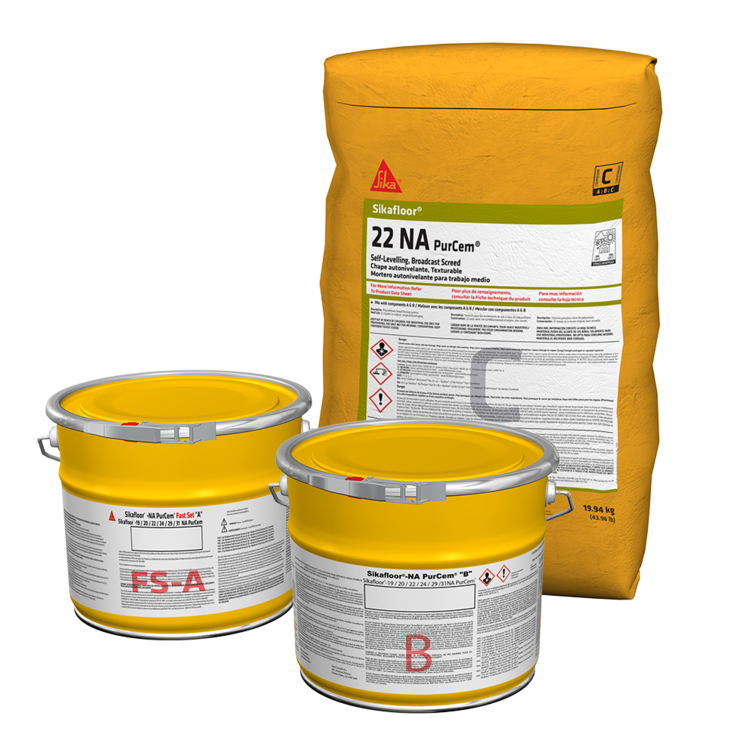 Sikafloor®-22 NA PurCem® FS