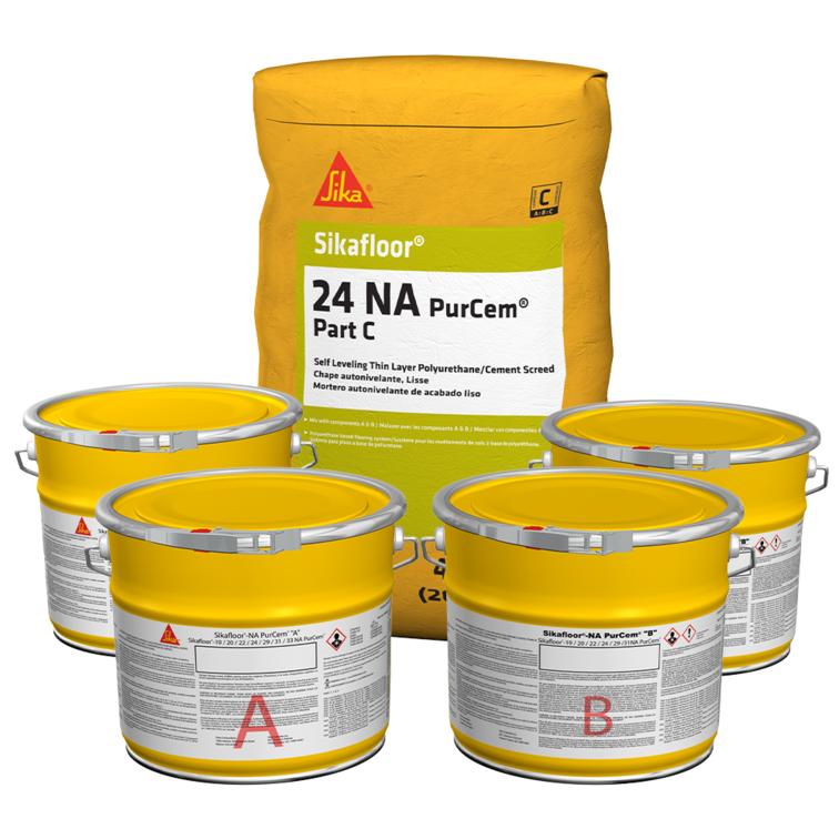 Sikafloor®-24 NA PurCem®