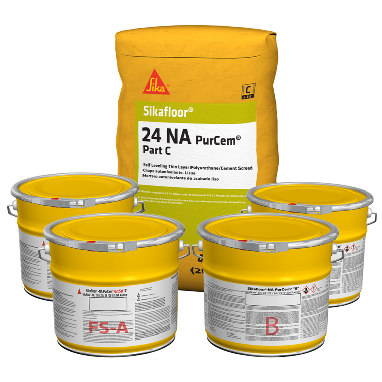 Sikafloor®-24 NA PurCem® FS