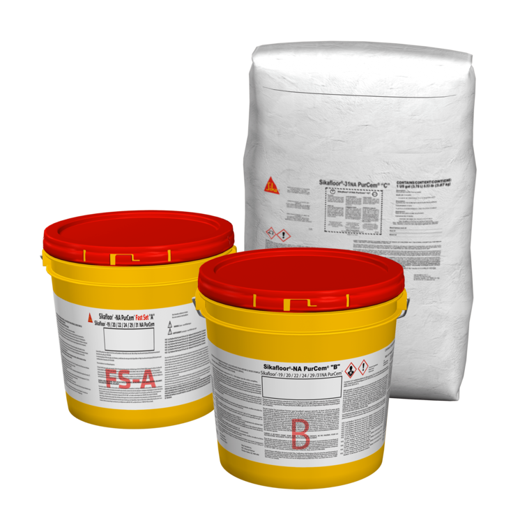 Sikafloor®-31 NA PurCem® FS
