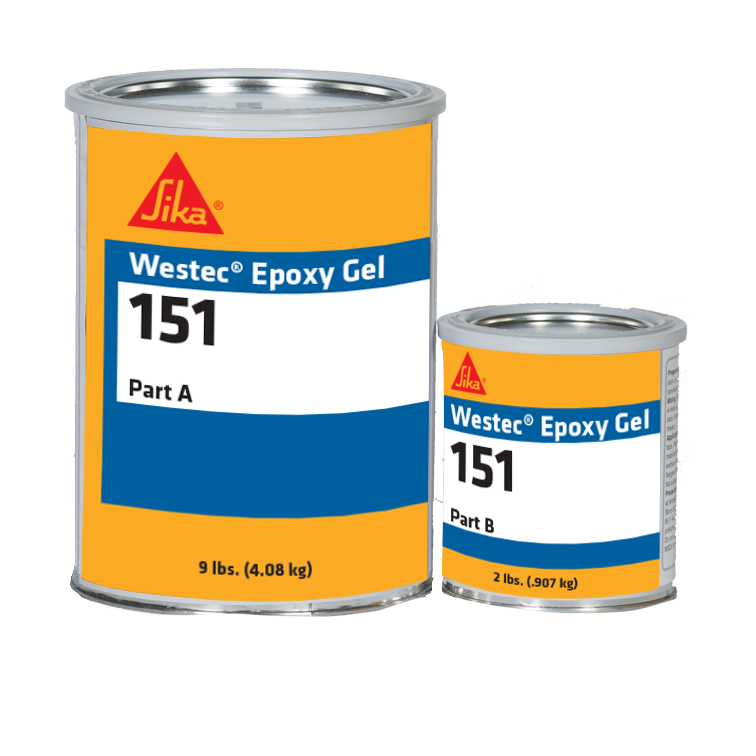 Westec Epoxy Gel 151
