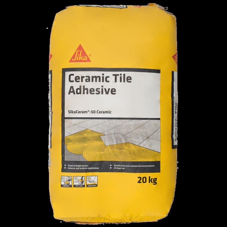 SikaCeram®-50 Ceramic